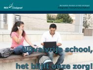 Integrales Teilnahmeverfahren - Lerende Euregio