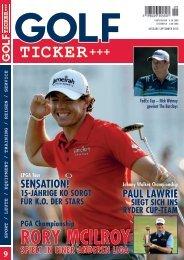 RORY MCILROY - Golf Ticker