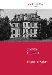 download as PDF - Musikkollegium Winterthur