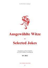 500 Seiten Witze - Peter Schober Consulting
