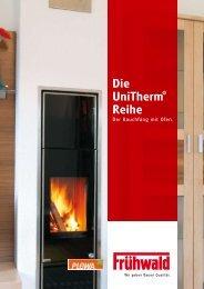Die UniTherm Reihe - Frühwald - wir geben Bauen Qualität