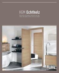 HGM Echtholz - Apollo Door Sets