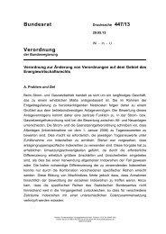 (BR) 447/13 - Umwelt-online