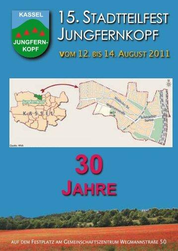 Festzeitschrift 2011 aktuell - Interessengemeinschaft PRO ...