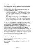 Analyse über die Geschäfte der PAYGRO GmbH - MLM - Seite 2