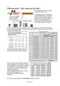 Analyse über die Geschäfte der PAYGRO GmbH - MLM - Seite 4