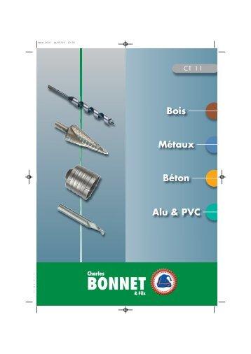 télécharger catalogue complet - Bonnet Fils