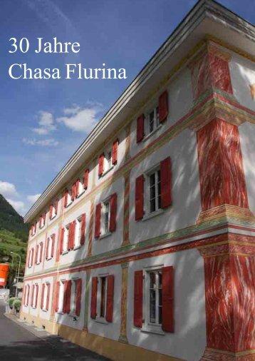 Geschichte der Chasa Flurina