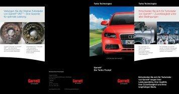 Nachahmungen - Turbo Bulletin