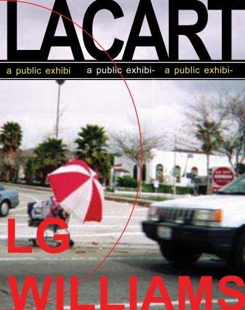 LA Cart - LG Williams