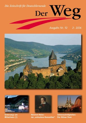 Ausgabe Nr. 52 2 - 2006
