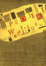 Download 1. Broschüre 1985-1988 - Projektwerkstätten - TU Berlin