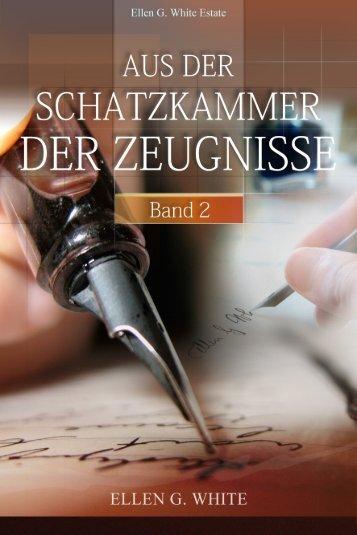 Aus der Schatzkammer der Zeugnisse — Band 2 ... - kornelius-jc.net