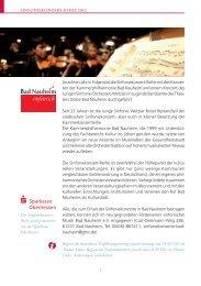 Kammerphilharmonie Bad Nauheim