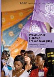 Praxis einer globalen Frauenbewegung - Archiv für Frauen ...