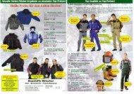 Arbeitskleidung - Boelscher