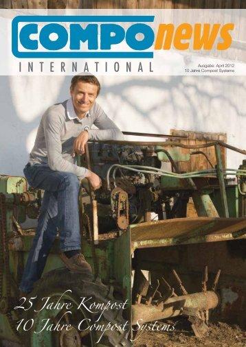 I N T E R N A T I O N A L - Compost Systems GmbH