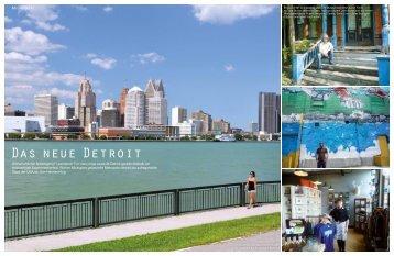 Das neue Detroit - Hannes Klug