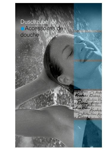 Duschzubehör Accessoires de douche - Spitex-Shop