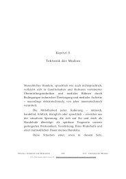 Fünftes Kapitel