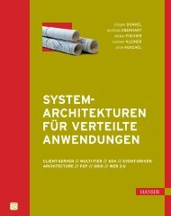 Systemarchitekturen - Die Onleihe
