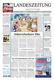 Unberechenbare Elbe - Artlenburg