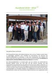Rundbrief 2010 – 2012 - Österreich-Bibliotheken