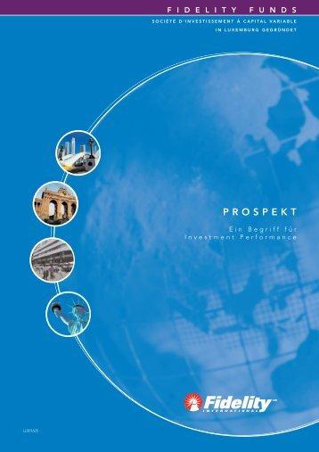 PROSPEKT - PrimeIT