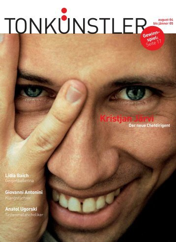 Tonkünstler-Magazin Nummer 5