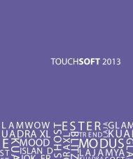 Loungekonzept_Touchsoft Collection