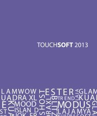 Loungekonzept_Touchsoft Collection