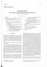 Abhandlungen - Prof. Dr. Kerstin Schneider