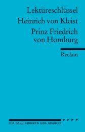 Leseprobe zum Titel: Heinrich von Kleist: Prinz ... - Die Onleihe