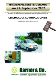 CHIEMGAUER AUTOHAUS GMBH
