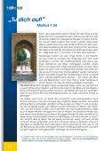 «Tu dich auf!» - Genfer Bibelgesellschaft - Seite 2