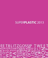 Loungekonzept_Superplastic Collection
