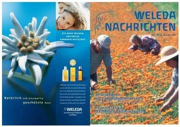 Weleda Nachrichten 234 Johanni 2005 PDF Download