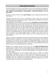 BI-PRE 2008.pdf - Stadtsportbund Duisburg e.V.