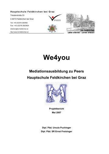 We4you - Forum Umweltbildung