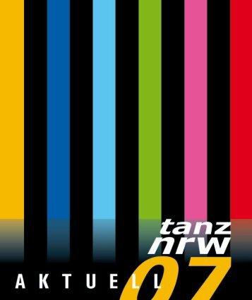 tanz nrw aktuell 07 - tanz performance köln