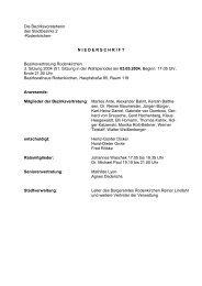 Niederschrift der 51. Sitzung vom 3. Mai 2004 [ PDF ... - Stadt Köln