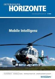 Mobile Intelligenz - Intergraph