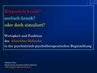 Vortrag Dr. Fabra - Kanzlei Johannsen