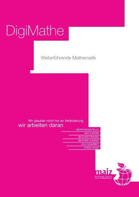 Handbuch Weiterführende Mathematik - Maiz