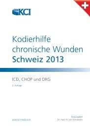 Kodierhilfe chronische Wunden Schweiz 2013