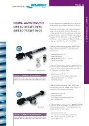 BEHNCKE Wärmetauscher - Bazeni Plus Shop