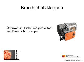 installations protokoll attest brandschutzklappen belimo. Black Bedroom Furniture Sets. Home Design Ideas