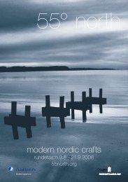 modern nordic crafts - 55° north