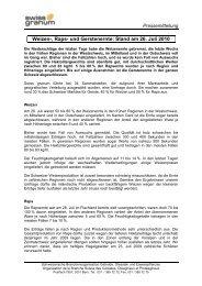 Pressemitteilung im pdf-Format - m (www.swissgranum.ch