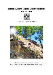 Druckansicht PDF-Datei ( 984 KB ) - Liebe-Licht-Kreis Jesu Christi